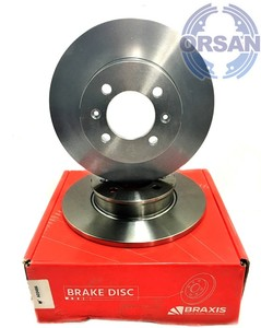 FREN DİSKİ ARKA MG TF (2002>2009) MGF  (1995>2002) DÜZ 240mm